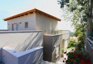 בית מגורים שתי קומות מעוצב ביישוב קציר
